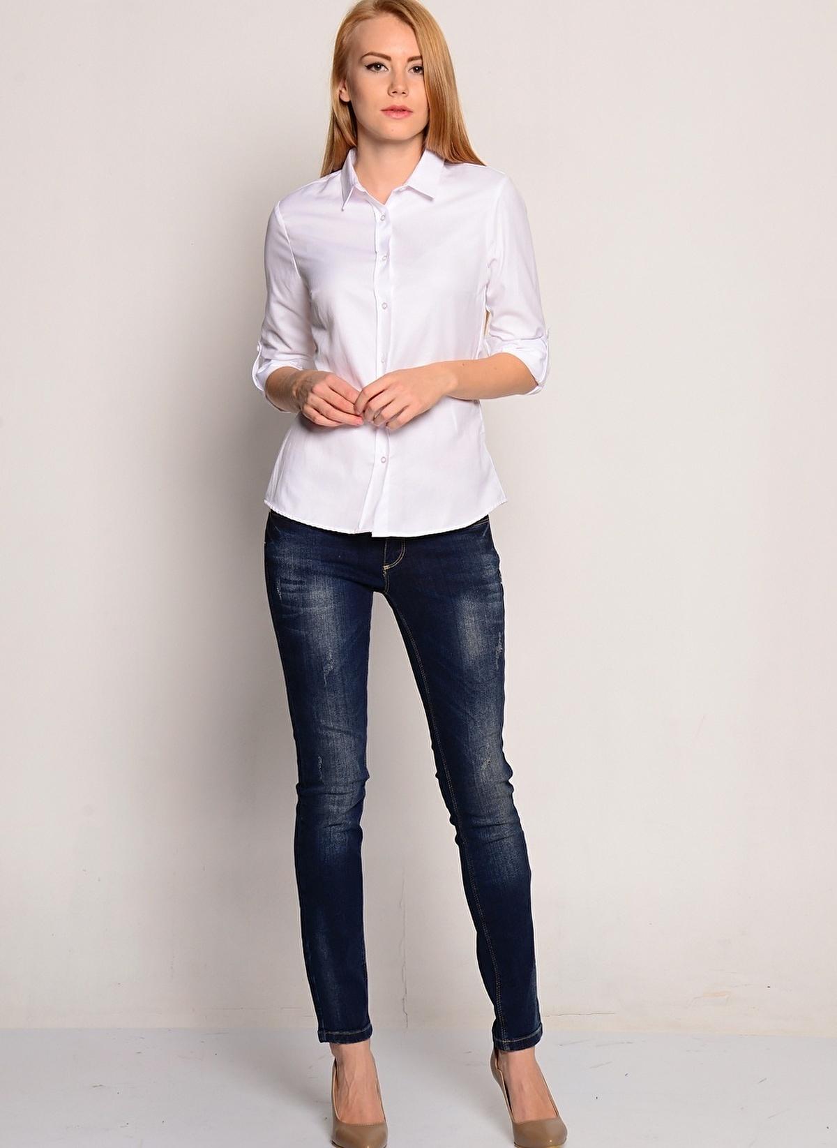 Fresh Company Pantolon 52den Jany Crs Pantolon – 34.99 TL